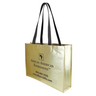 Picture of AAE Gold Tote Bag