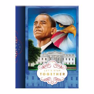 Barrack Obama Better Together National Pride Journal