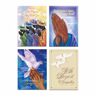 Picture of Sympathy Card Boxed Assortments