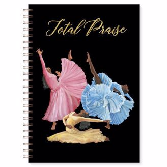 Picture of J195 Total Praise Wired Journal