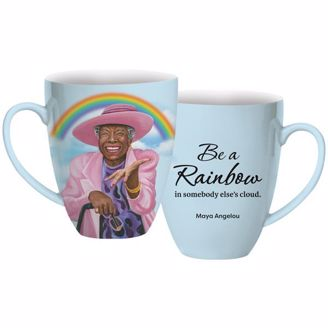 Picture of CHMUG46 Rainbow Maya Mug