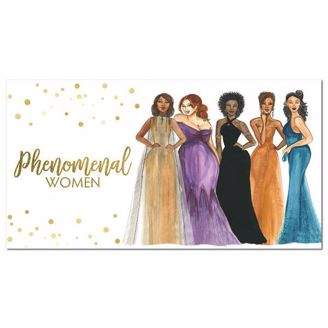 Picture of P393 Phenomenal Women 2019-2020 Checkbook Planner