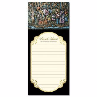Harriet Tubman Black History Notepad