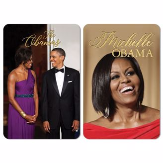 Picture of M202 The Obamas/Michelle Obama Magnet Set