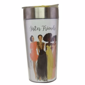 Picture of TC01 Sister Friends Travel Cup