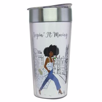 Picture of TC02 Keepin' It Moving Travel Cup