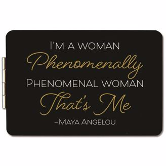 Picture of PM12 Maya Angelou Phenomenal Compact Mirror