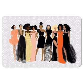Picture of SM03 Sister Friends Floor Mat