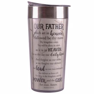 Picture of TC14 Lord's Prayer Travel Cup