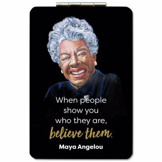 Picture of PM13 Maya Angelou Believe Compact Mirror