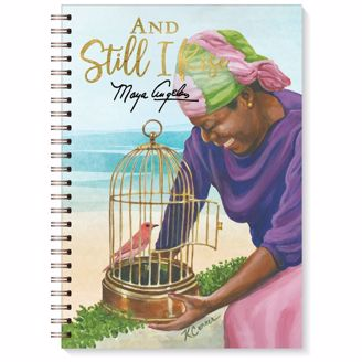 Maya Angelou Still I Rise Caged Bird Wired Journal