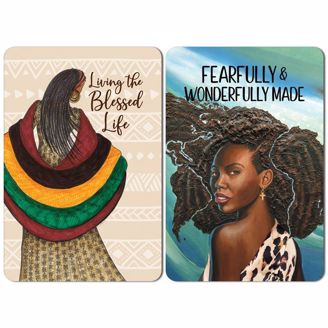 Picture of M210 Blessed Life / Wonderfully Made Magnet Set