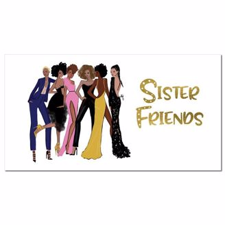 Picture of P398 2020-2021 Sister Friends Checkbook Planner