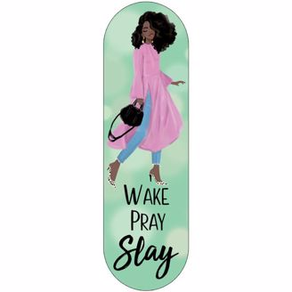 Picture of PG01 Wake Pray Slay Phone Grip