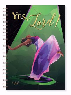 Yes Lord 2 Praise Dancer Wired Journal J214