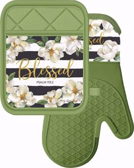 Blessed Magnolia Sandy Clough Silicone Set KM02