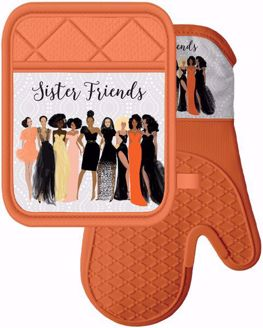 Sister Friends Nicholle Kobi Silicone Set KM04