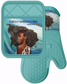 Wonderfully Made Natural Hair Silicone Set KM07