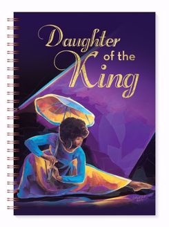 Daughter of the King Black Art Praise Dancer Journal J219